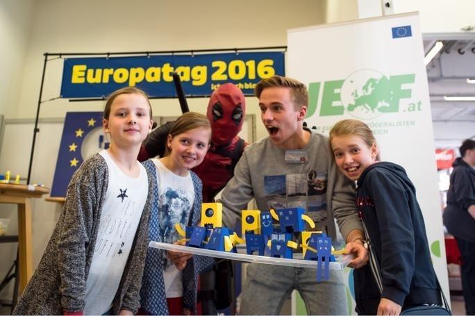 Europatag2016_Kids ©EDI Wien
