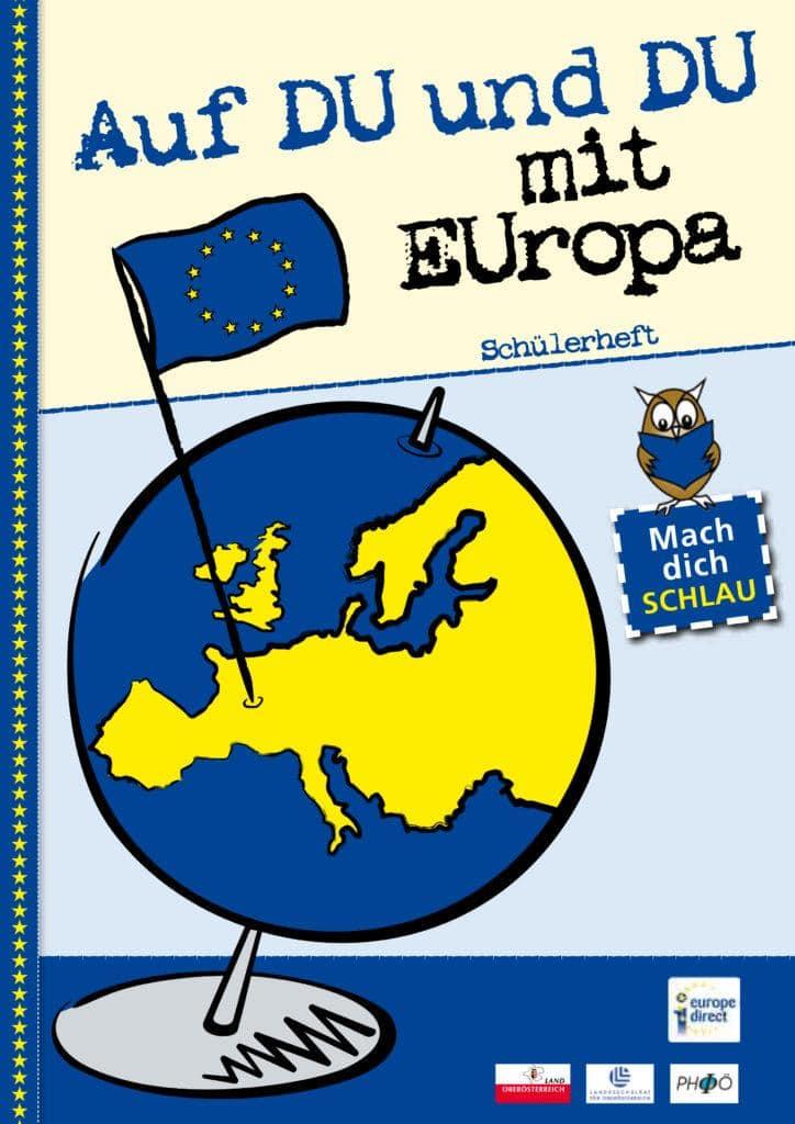 Auf DU und DU mit Europa Titelseite
