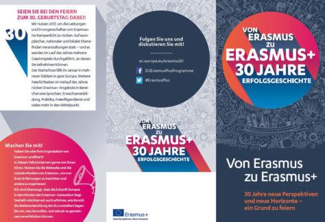 30 Jahre Erasmus