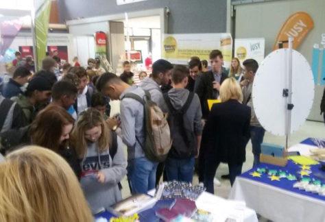 """Messe """"Schule und Beruf"""" vom 5. bis 7. Oktober 2017 in Wieselburg"""