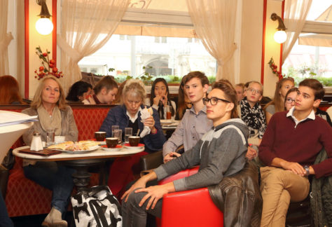 EuropaCafe am 17.10.2017