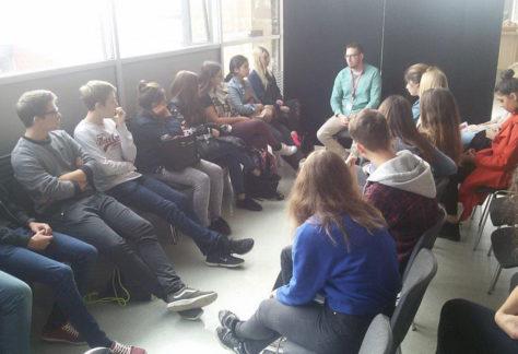 Jugendenquete zum Thema ?Gewalt & Macht?  im Museum Ostarrichi