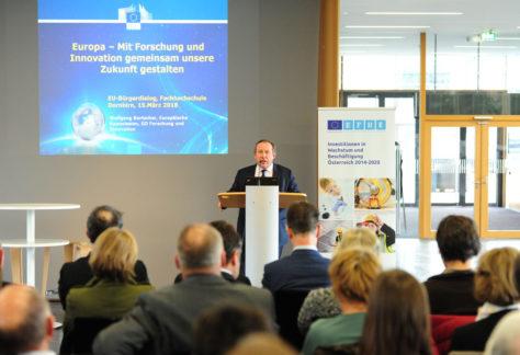 Forschung und Innovation in der EU - 15.3.2018