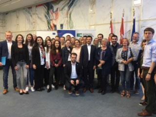 Podiumsdiskussion zur Zukunft der EU am 26. April in Bregenz