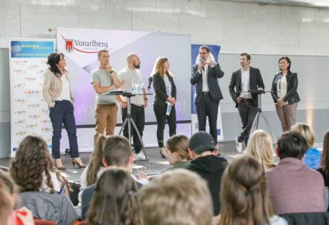 Treffpunkt Europa am 2.5.2018 in Feldkirch