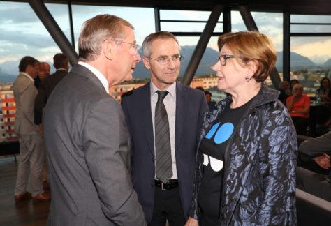 Europatag 2018 Salzburg mit EU-Kommissar Hahn