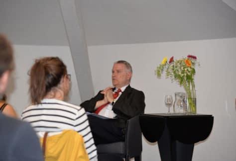 Vortrag ?Europa ? Was sonst?? von Prof. Anton Pelinka in Dornbirn