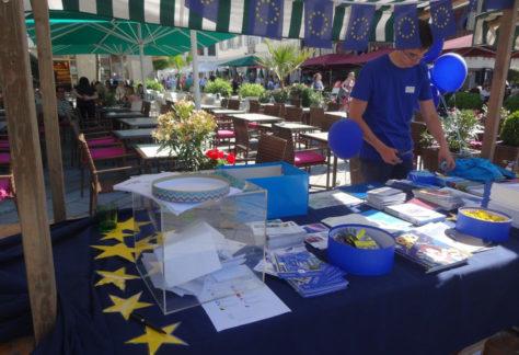Europafest in Dornbirn