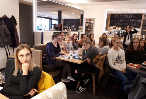 Europacafe Westbalkan Schausberger Neumarkt 5.11.18