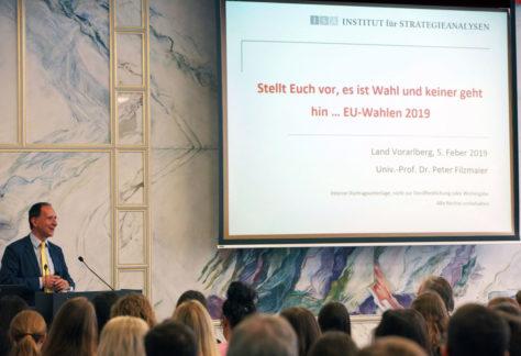 Vortrag Peter Filzmaier