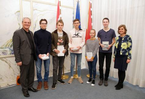 Landesfinale des EuropaQuiz in Bregenz