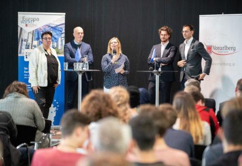 ?Treffpunkt Europa? in Bregenz am 9.5.2019