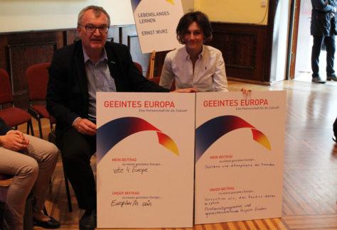 Europatag-Festveranstaltung am 9.5.2019 in Grafenegg