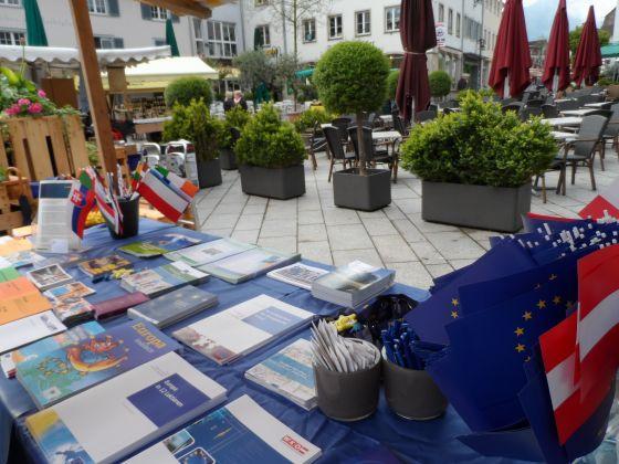 Europatag in Dornbirg