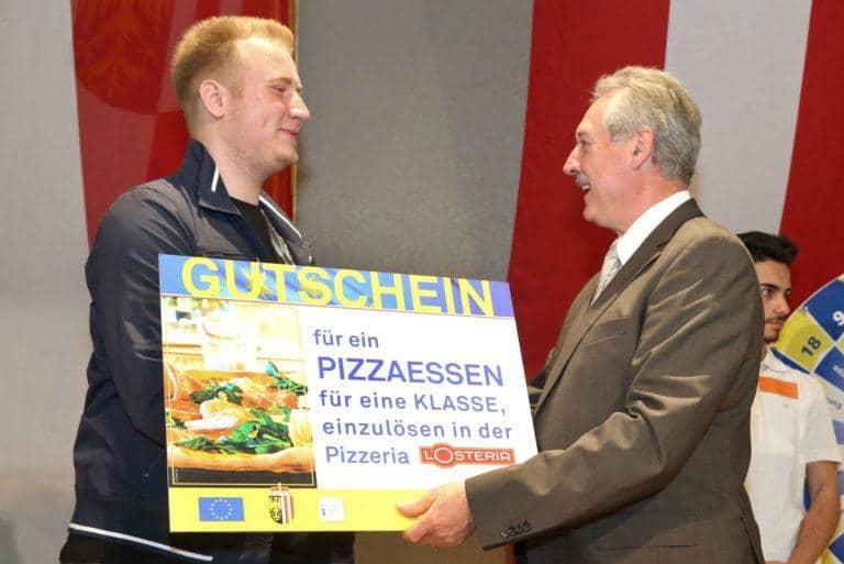 Europatag am 9. Mai 2016 in Linz
