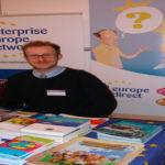 Infostand EDI Wien 001
