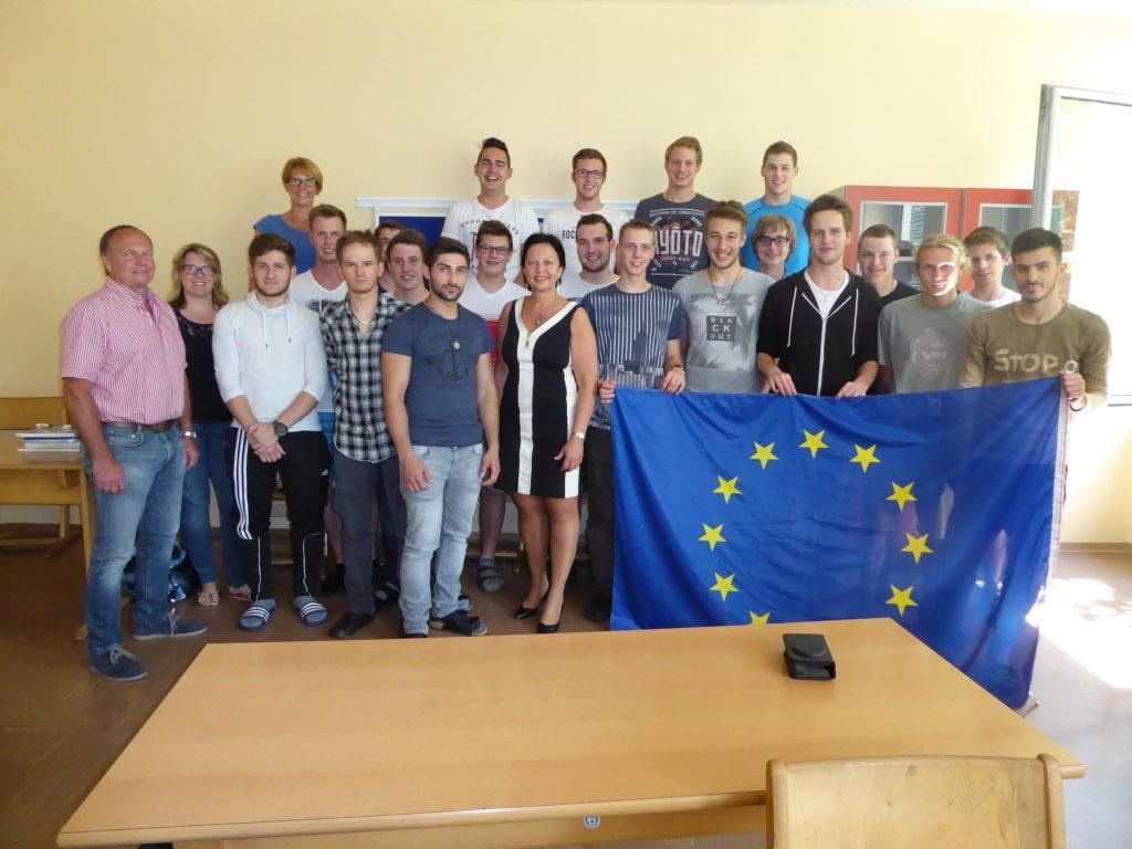 EU-Expertenvortrag LBS Hallein