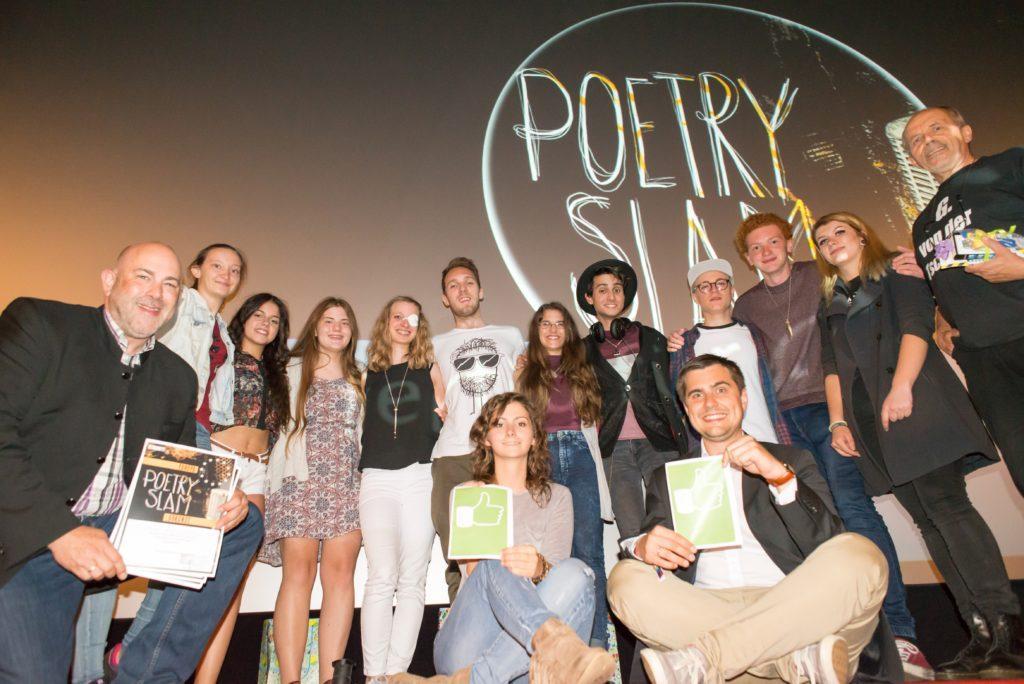 Europa Poetry Slam