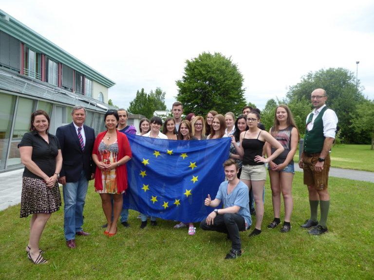 EU-Expertenvortrag Landesberufsschule Obertrum