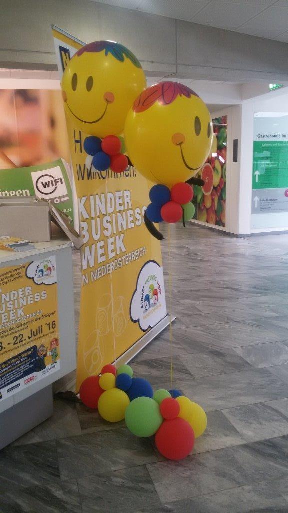 2. Kinder Business Week in St. Pölten