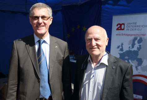 Europatag 2015 in Linz