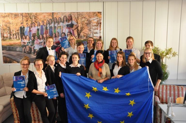 EU-Expertenvortrag Tourismusschule Bad Hofgastein 23.11.16