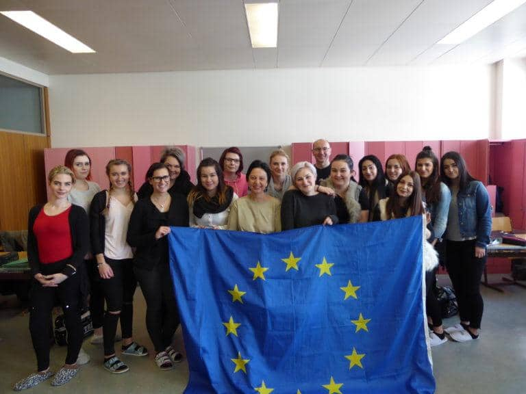 EU-Expertenvortrag an der LBS 2 18.1.17