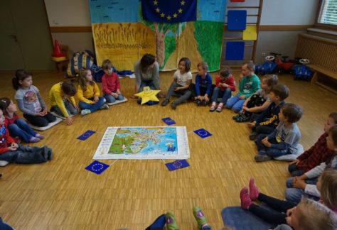 Kindergartenbesuch