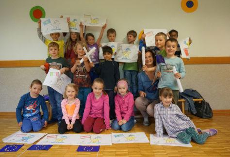 Kindergartenbesuche EDI Klagenfurt