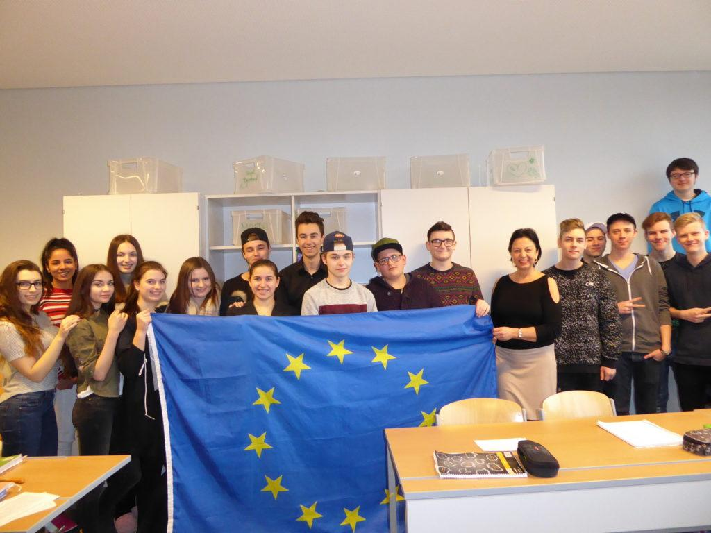 EU-Expertenvortrag HAK Oberndorf 070217