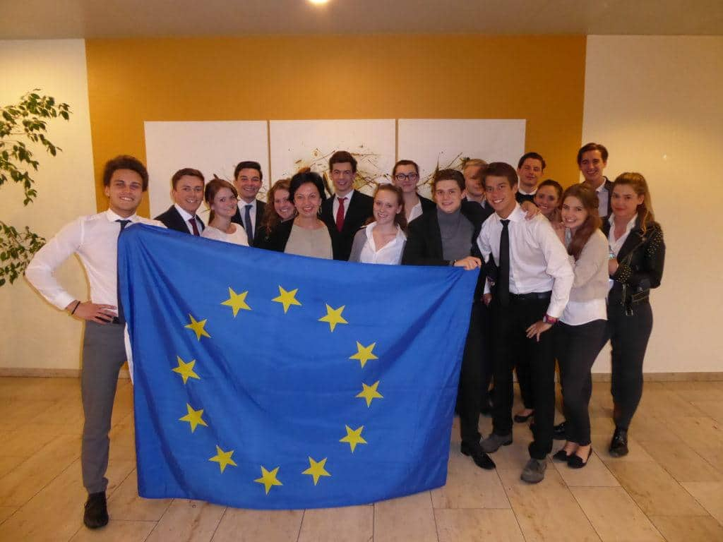 EU-Expertenvortrag Tourismusschule 5 Tb Sbg 6.4.17
