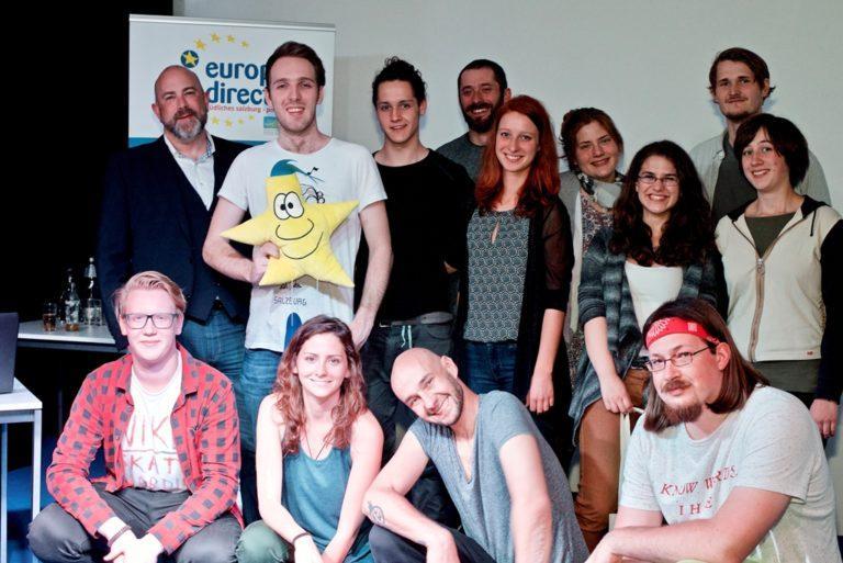Europa Poetry Slam 2017 in St. Johann im Pongau