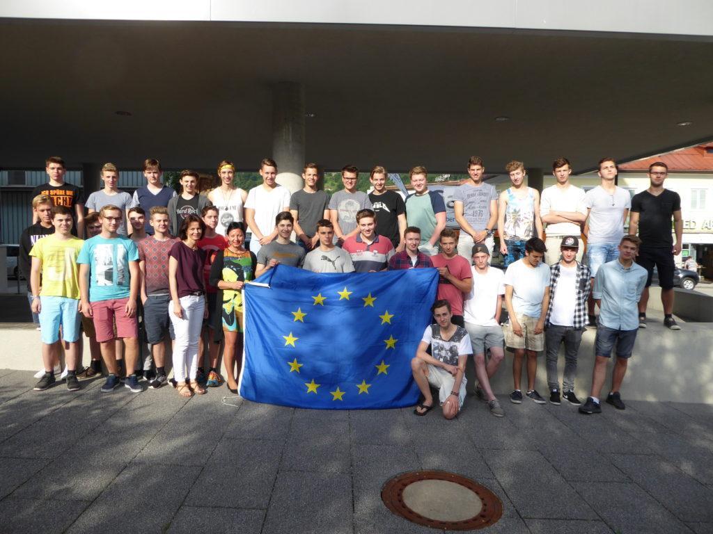 EU-Expertenvortrag HTL Hallein 14.6.2017