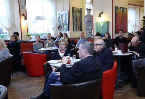 EuropaCafe am 28.1.2016