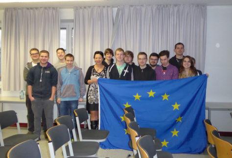 EU-Expertenvortrag Landesberufsschule 4 IT Abschlussklassen