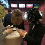 Star Wars Europapremiere im Village Cinema Cineplexx Vienna