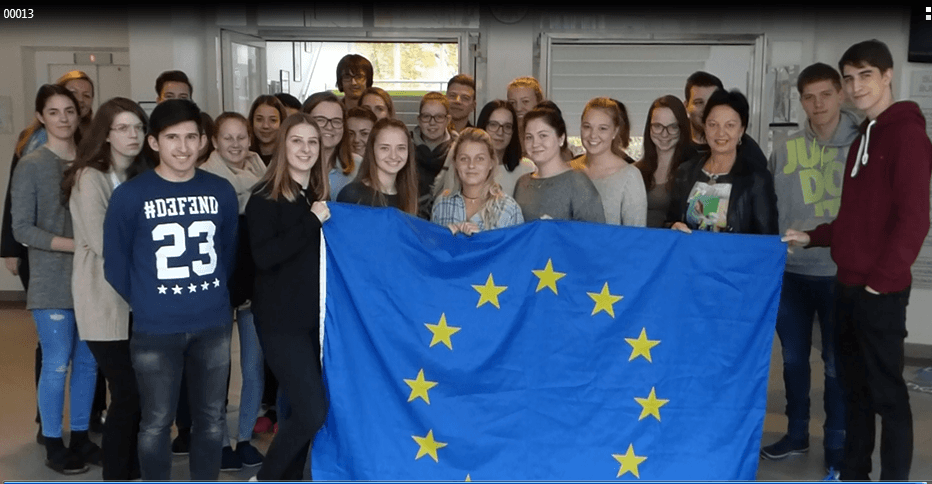 EU-Expertenvortrag HAK Hallein 5. Klassen 25.10.17