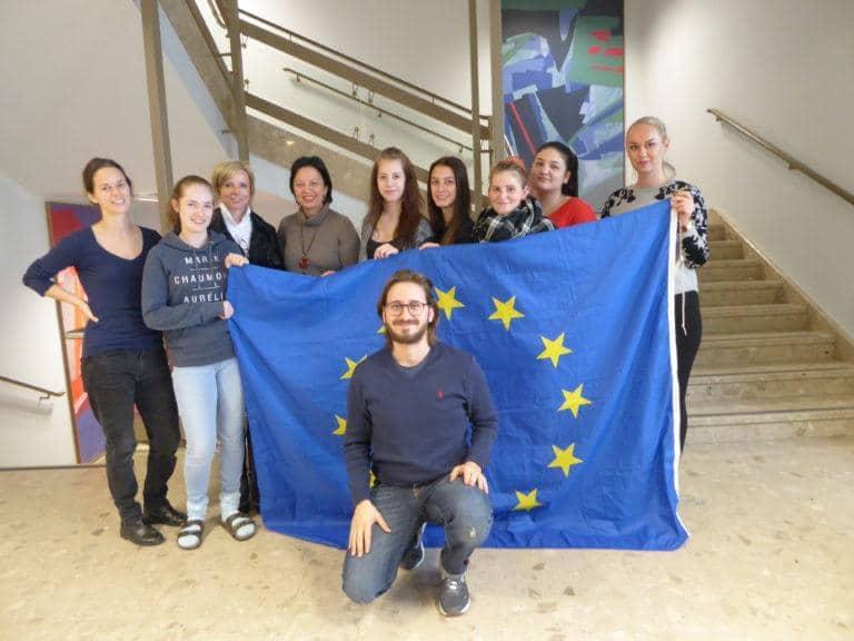 EU-Expertenvortrag in der LBS 2 2KM 7.11.17