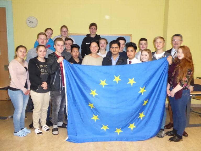 EU-Expertenvortrag an der LBS Obertrum 4GFA 13.11.17