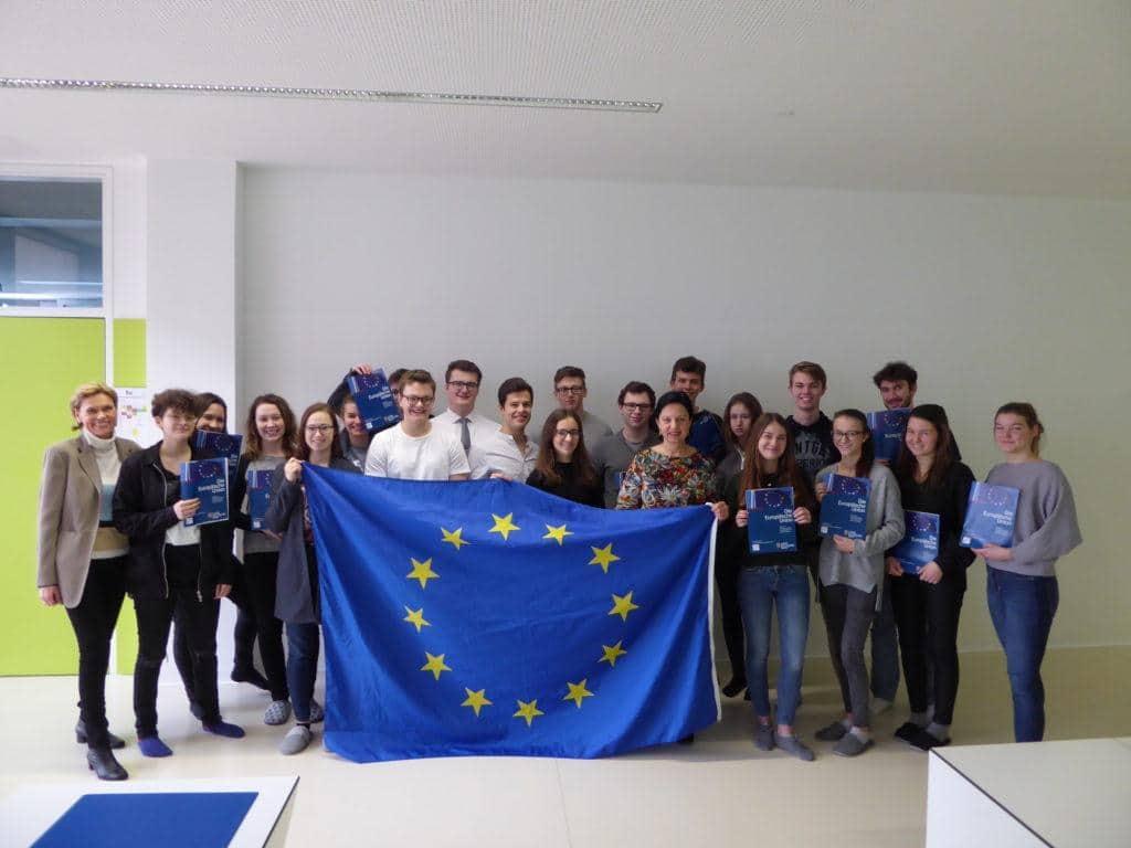 EU-Briefing Akademisches Gymnasium Sbg 8e 20.2.18