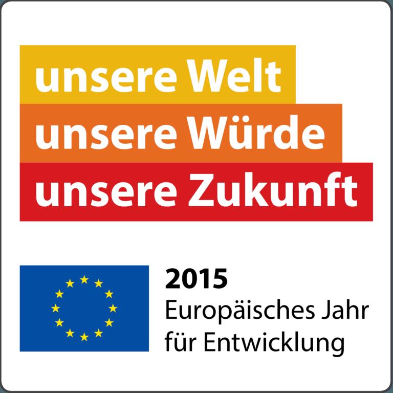 Read more about the article 2015 – Europäisches Jahr für Entwicklung 2015