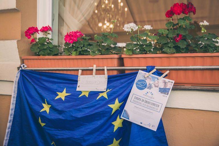Europa in Oberösterreich – Bürgerdialog zur EU-Regionalpolitik in Linz