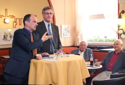 EuropaCafe am 14.6.2016 in Linz