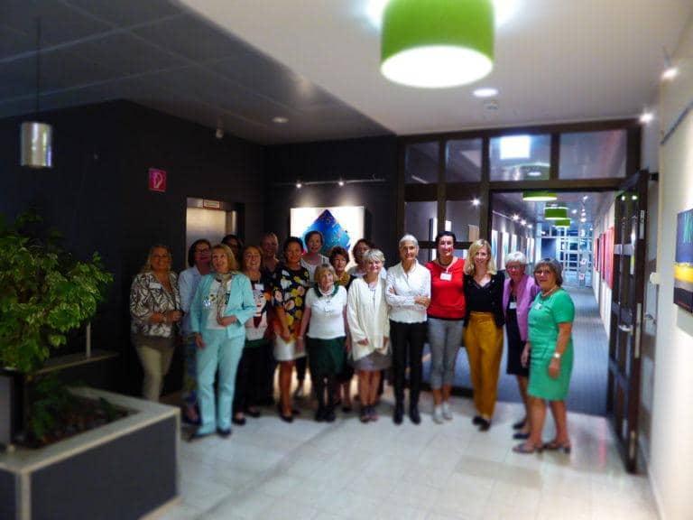 EU-Diskussion Business & Professional Women in Salzburg 120918