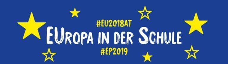 Die Zukunft EUropas mitbestimmen und mitgestalten! Europapolitische Bildungsarbeit im Klassen