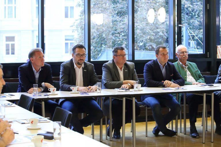 Informations- und Diskussionsveranstaltung für Europa-Gemeinderäte/innen in Linz