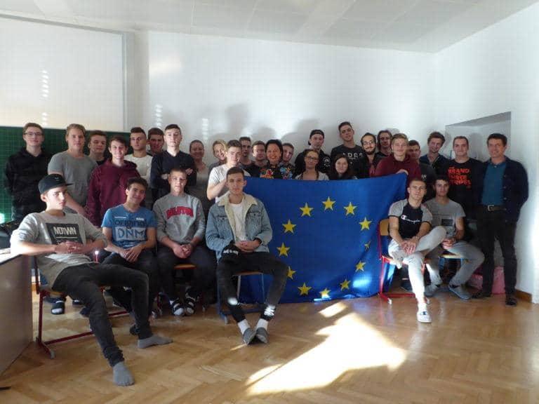 EU-Expertenvortrag LBS 1 Abschlusslehrgänge KFZ 6.11.18