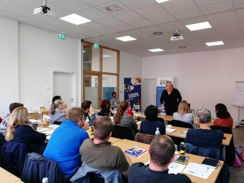Lehrerseminar Bischofshofen - Wahljahr 2019