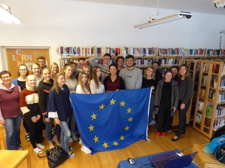 EU-Expertenvortrag HAK Hallein IW 8.11.18