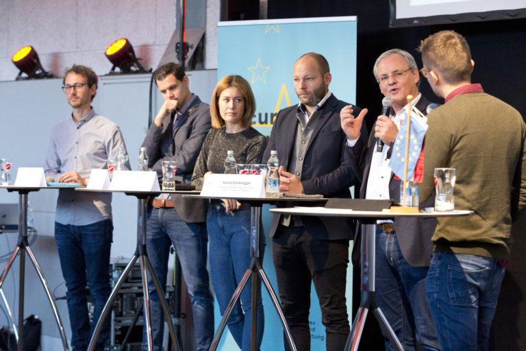 Europa, das sind wir – Diskussionsveranstaltung für Jugendliche in Feldkirch